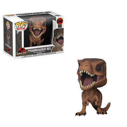 COMING SOON - FUNKO - Jurassic Park Pop!