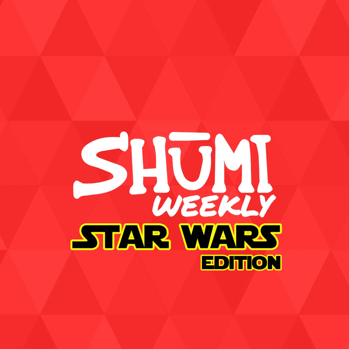 SHUMI WEEKLY:  FUNKO FORCE FRIDAY EDITION!