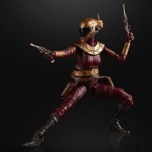 Star Wars: The Black Series - Zorii Bliss (The Rise of Skywalker) 6-Inch Action Figure #103