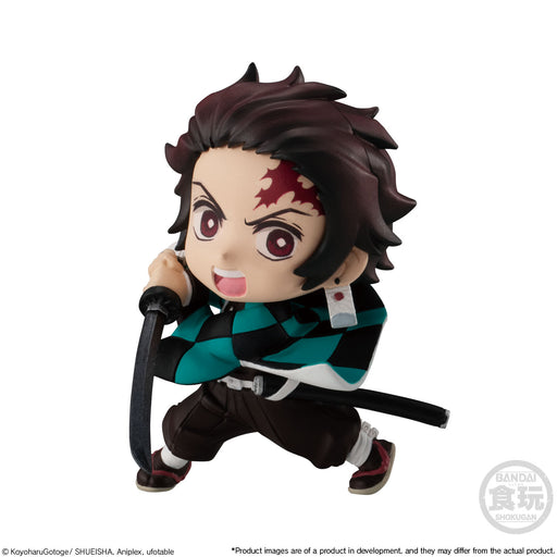 [PRE-ORDER] Bandai Adverge: Demon Slayer: Kimetsu no Yaiba - Adverge Motion Set of 5 Figures