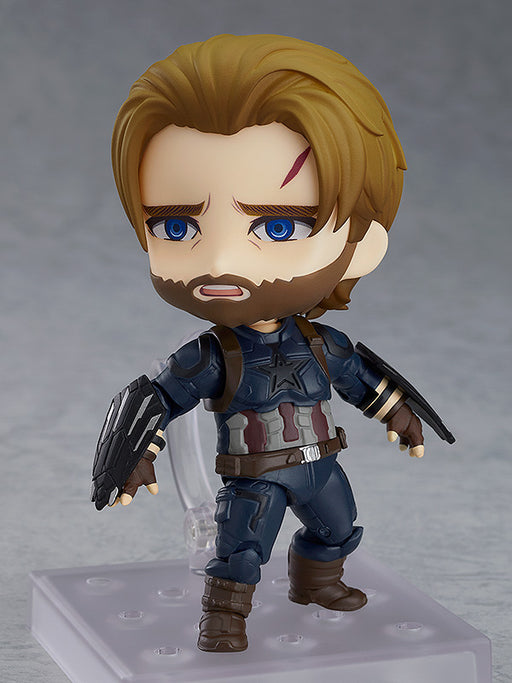Nendoroid: Avengers: Infinity War - Captain America Infinity Edition Deluxe Version #923-DX