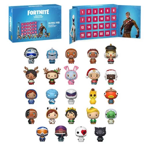 Funko Advent Calendar: Fortnite 24ct Advent Calendar