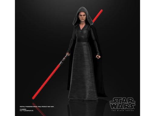 Star Wars: The Black Series - Rey: Dark Side Vision (Rise of Skywalker) 6-Inch Action Figure