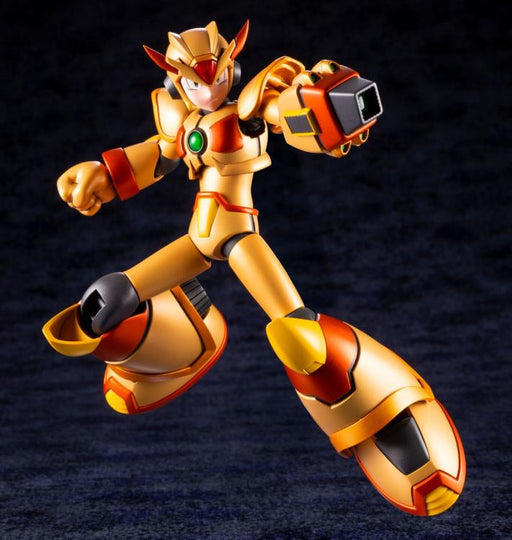 KOTOBUKIYA Plastic Model Kits: Mega Man X - Mega Man X (Max Armor Hyper Chip Ver) 1/12 Scale Limited Edition Model Kit