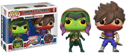 Funko POP! Marvel - Gamora vs Strider 2-Pack Vinyl Figure