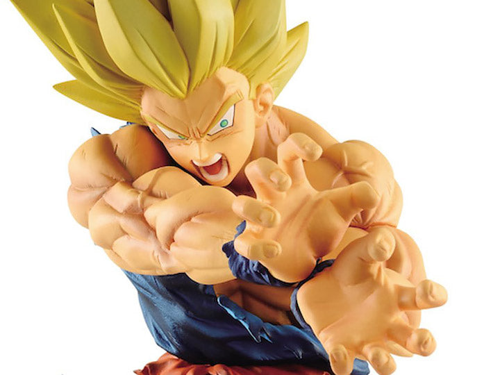 Banpresto: Dragon Ball Legends Collab - Kamehameha Son Goku Figure