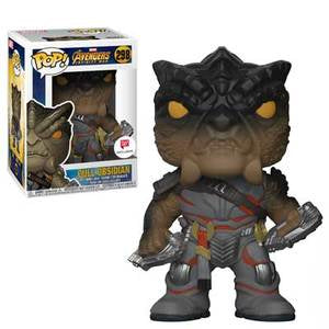 Funko POP! Avengers: Infinity Wars - Cull Obsidian Vinyl Figure #298 Walgreens Exclusive (NOT 100% MINT)