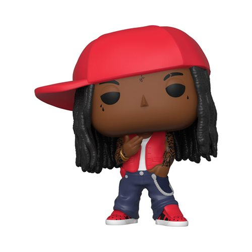 Funko POP! Rocks - Lil Wayne Vinyl Figure #86