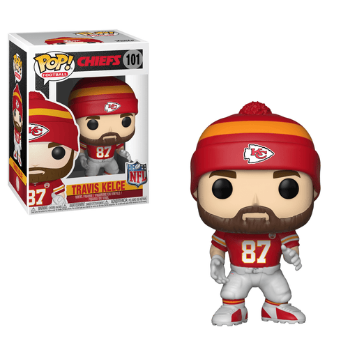 Funko POP! NFL: Chiefs - Travis Kelce Vinyl Figure #101