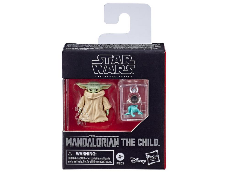 Star Wars: The Black Series - The Child (The Mandalorian) 1.5 Inch Action Figure