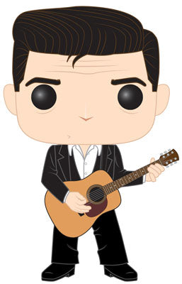 [PRE-ORDER] Funko POP! Rocks: Johnny Cash - Johnny Cash Vinyl Figure