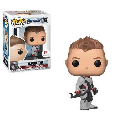 Funko POP! Avengers: Endgame - Hawkeye (Quantum Realm Suit) Vinyl Figure #466 Walgreens Exclusive (NOT 100% MINT)
