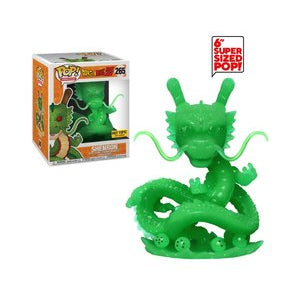Funko POP! Dragon Ball Z - Shenron (Jade) 6-Inch Vinyl Figure #265 Hot Topic Exclusive [READ DESCRIPTION]
