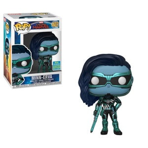 Funko POP! Captain Marvel - Minn-Erva Vinyl Figure #487 2019 Summer Convention Exclusive [READ DESCRIPTION]