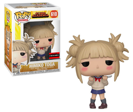 Funko POP! My Hero Academia - Himiko Toga Vinyl Figure #610 AAA Anime Exclusive [READ DESCRIPTION]