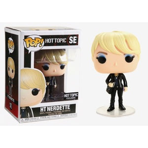 Funko POP! Hot Topic - HT Nerdette Vinyl Figure Hot Topic Exclusive [READ DESCRIPTION]