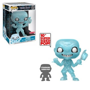 Funko POP! Haunted Mansion - Ezra 10-Inch Vinyl Figure #576 Target Exclusive [READ DESCRIPTION]