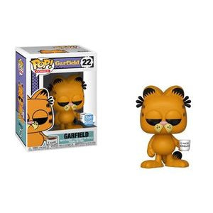 Funko POP! Garfield - Garfield with Mug Vinyl Figure #22 Funko-Shop Exclusive (NOT 100% MINT)