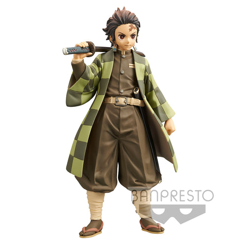 Banpresto: Demon Slayer: Kimetsu no Yaiba - Vol. 2 Tanjiro Kamado