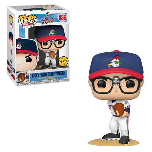 Funko POP! Major League - Ricky Vaughn Chase Vinyl Figure