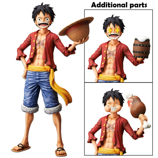 [PRE-ORDER] Banpresto Grandista Nero: One Piece - Monkey D Luffy