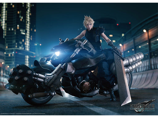 SQUARE ENIX: Final Fantasy 7 Remake - 1000 Piece Jigsaw Puzzle