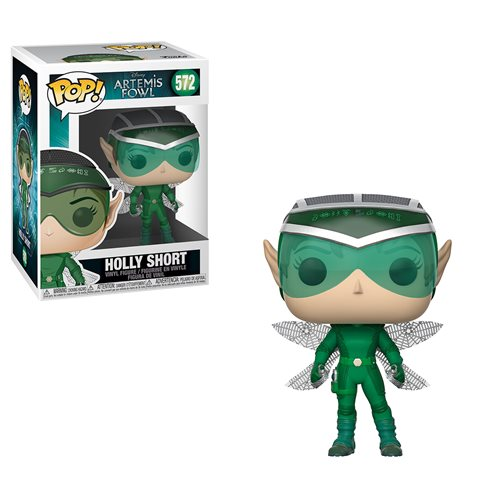 Funko POP! Artemis Fowl - Holly Short Vinyl Figure #572