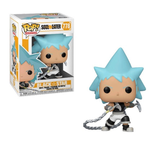 Funko POP! Soul Eater - Black Star Vinyl Figure #778