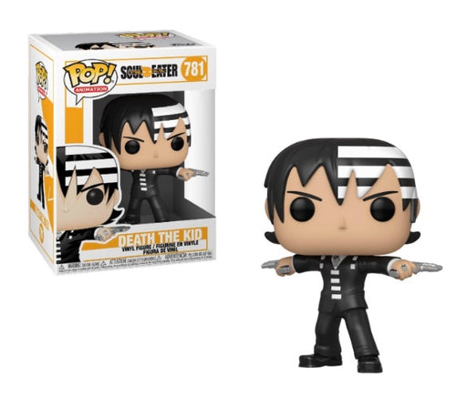 Funko POP! Soul Eater - Death the Kid Vinyl Figure #781