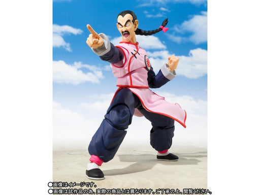 Tamashii Nations S.H.Figuarts: Dragon Ball - Tao Pai Pai