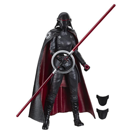 Star Wars: The Black Series - Second Sister Inquisitor (Jedi Fallen Order) 6-Inch Action Figure #95