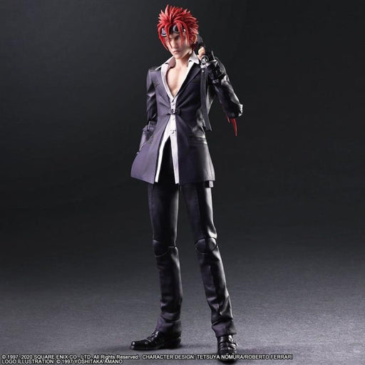 [PRE-ORDER] SQUARE ENIX: FINAL FANTASY® VII REMAKE PLAY ARTS -KAI- ™ - Reno Action Figure
