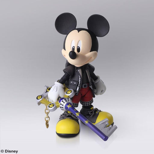 SQUARE ENIX: KINGDOM HEARTS III BRING ARTS™ - King Mickey