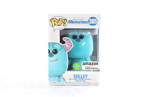 Funko POP! Monsters Inc. - Sulley (Waving) Vinyl Figure #385 Amazon Exclusive (NOT 100% MINT)