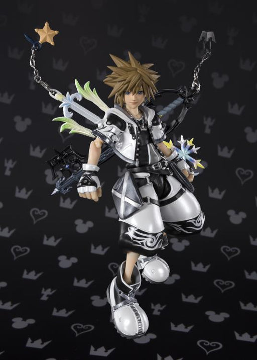 Tamashii Nations S.H. Figuarts: Kingdom Hearts - Sora (Final Form)