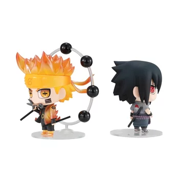 Chimi-Mega Buddy Series: Naruto Shippuden - Naruto and Sasuke