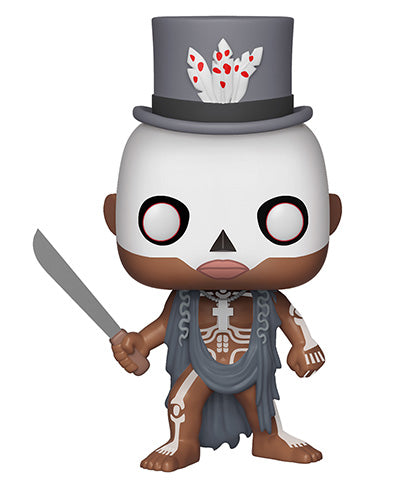 Funko POP! James Bond S2 - Baron Samedi Vinyl Figure