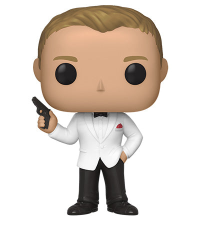 Funko POP! James Bond - Daniel Craig (Spectre) Vinyl Figure Specialty Series