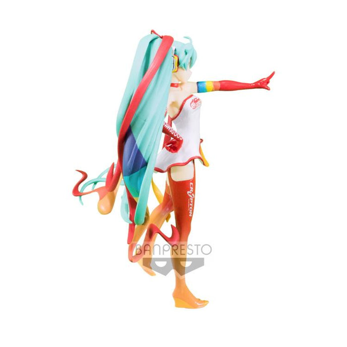 Banpresto: Vocaloid SQ Racing Miku (2016 Ver.)