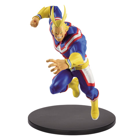 [PRE-ORDER] Banpresto: My Hero Academia The Amazing Heroes Vol. 5 - All Might Figure