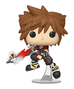 Funko POP! Kingdom Hearts III - Sora w/ Ultimate Weapon