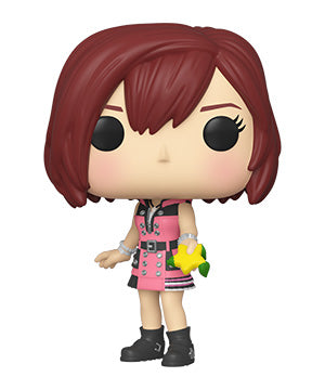 Funko POP! Kingdom Hearts III - Kiara w/ Hood