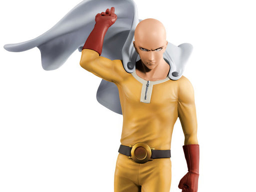 Banpresto: One Punch Man - Saitama DXF Premium Figure