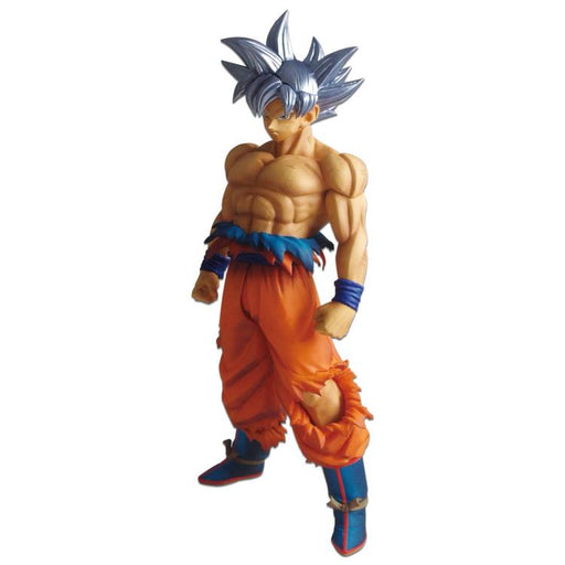 Banpresto Masterlise Emoving: Dragon Ball Super - Legend Battle Ultra Instinct Goku