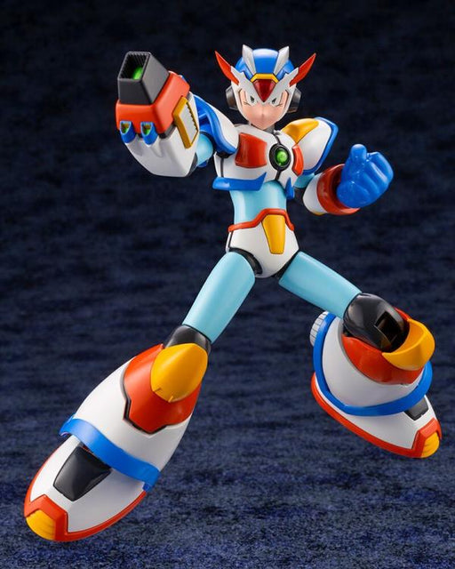 KOTOBUKIYA Plastic Model Kits: Mega Man X - Mega Man X (Max Armor Ver.) 1/12 Scale Model Kit