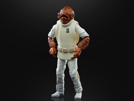 Star Wars: The Black Series - Admiral Ackbar (Return Of The Jedi) 6-Inch Action Figure