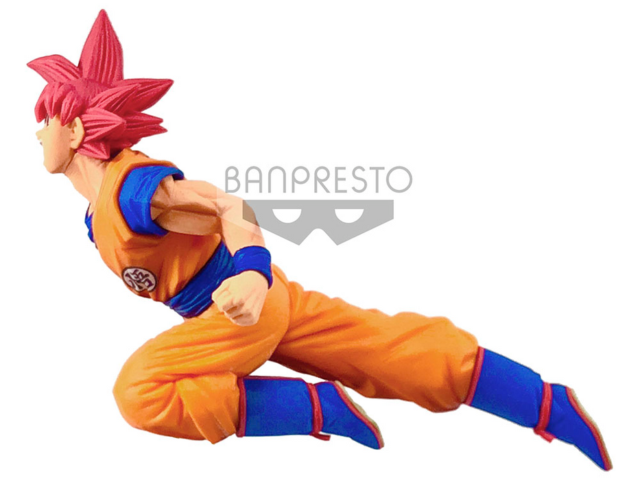 Banpresto: Dragon Ball Super Son Goku FES!! Vol. 9 - Super Saiyan God Goku (A)