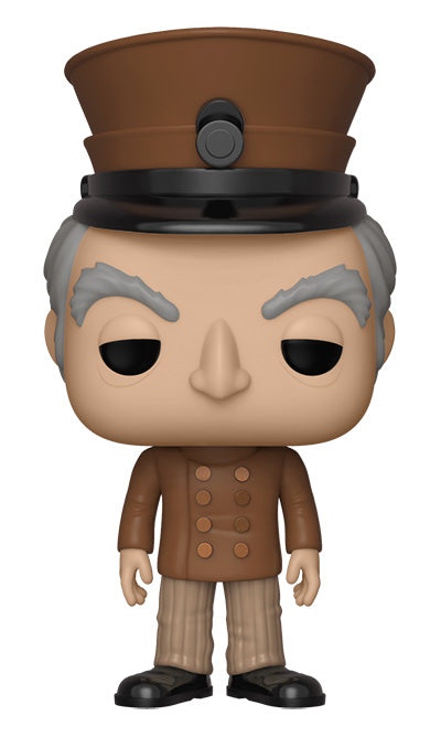 Funko POP! Thunderbirds - Parker Vinyl Figure