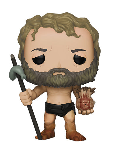 Funko POP! Cast Away - Chuck with Wilson Vinyl Figure