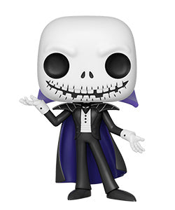 Funko POP! Disney: Nightmare Before Christmas S6 - Vampire Jack Vinyl Figure
